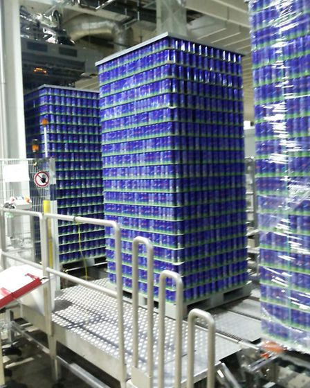 The Youth Energy drink is manufactured in Germany, with distribution via a managed warehouse facilit