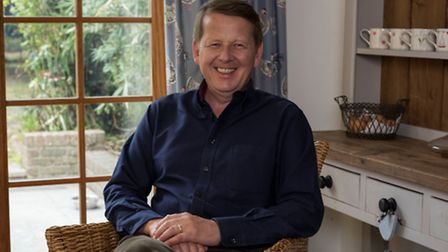 Bill Turnbull, who will be guest speaker at the Ipswich Building Society AGM on March 29