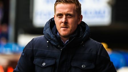 Leeds manager Garry Monk ahead of the Ipswich Town v Leeds United (Sky Bet Championship) match at Po