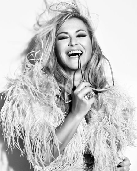 Singer Anastacia says taking part in Strictly made her feel like a woman again. Photo: Contributed