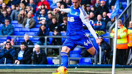 Emyr Huws has been outstanding for Town