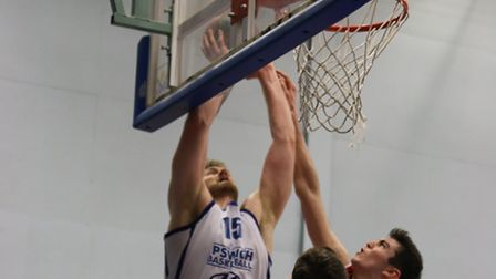 Leigh Greenan exploded for 29 points and 13 rebounds against Tees Valley