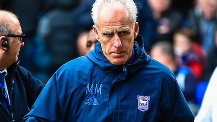 Mick McCarthy takes his side to Norwich on Sunday