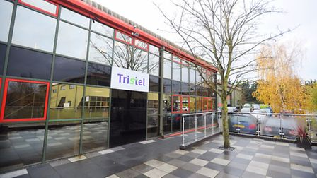 Tristel's offices at Snailwell, near Newmarket. Picture: GREGG BROWN