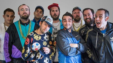 Welsh comedic rappers Goldie Lookin Chain are to appear at this year's LeeStock Festival