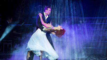 Brendan Cole's latest show is called All Night Long