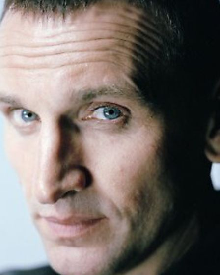 Christopher Eccleston, the ninth Doctor Who.