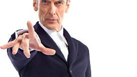 Peter Capaldi, the twelth Doctor Who