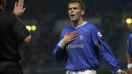 Hermann Hreidarsson is Terry's 50th best Town player