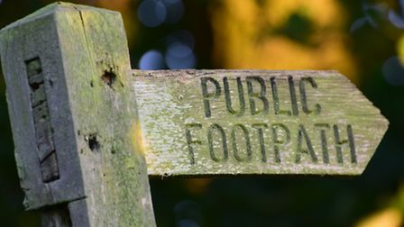 Changes to footpath regulations which came into force in December will be a boost for landowners, la
