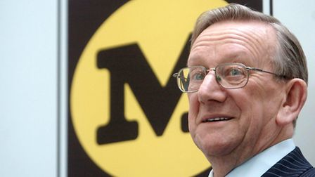 Sir Ken Morrison, the man was instrumental in growing supermarket Morrisons into one of the UK's lar