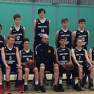 Brandon Marshall, from Bury St Edmunds, who is Britain'�s tallest teenager at 6ft 11in, aged 15.