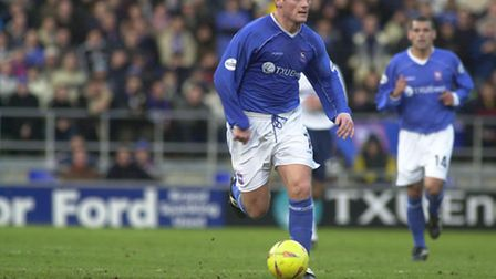 Jim Magilton is Terry's number 29