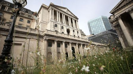 The Bank of England has delivered its latest verdict on interest rates and the economy. Photo: Phil