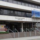 Essex Coroners' Court in Chelmsford