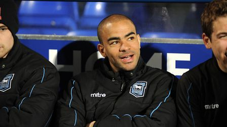 Kieron Dyer - feels Ipswich have a Premier League strikeforce in Tom Lawrence and David McGoldrick