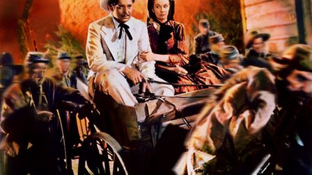 Gone With The Wind was both a commercial and critical hit - an Oscar winner that has stood the test
