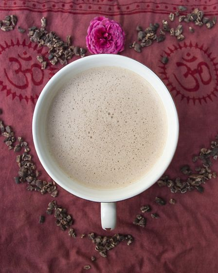 Juliette Bryant's supercharged hot chocolate