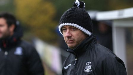 Long Melford manager Jules Mumford is hoping his side can make it five wins in a row with victory ov