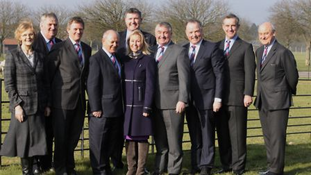 Suffolk Agricultural Association AGM on Monday at Trinity Park conference centre, Suffolk Showground