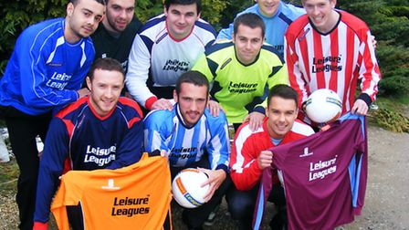 Teams are invited to join a new six-a-side league in Bury St Edmunds