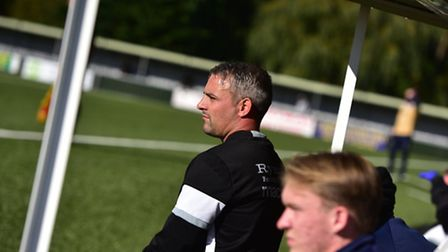 AFC Sudbury boss Jamie Godbold is keen to keep his side's good form going against Staines Town.