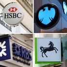 Banking giants HSBC, Barclays, Lloyds Banking Group and Royal Bank of Scotland are all due to report