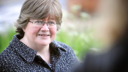 Suffolk Coastal MP Therese Coffey. Picture: GREGG BROWN