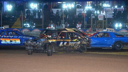Banger action returns to Foxhall this Saturday