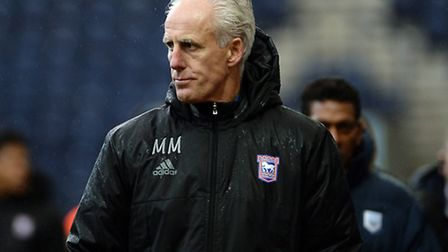 Ipswich Town boss Mick McCarthy has admitted the club's relationship with fans was broken and needed
