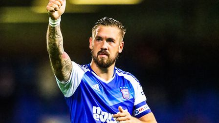 Ipswich Town skipper Luke Chambers admitted recently he is slightly miffed that contract talks hadn'