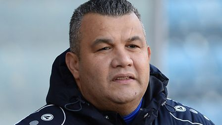 Braintree Town boss, Hakan Hayrettin, who has recruited a centre-half in the loan market ahead of to