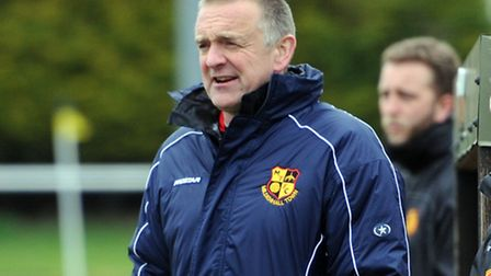 Mildenhall Town manager Dean Greygoose.