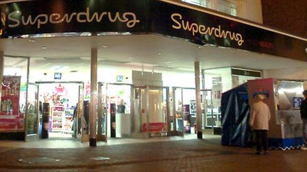 Superdrug are recruiting an apprentice