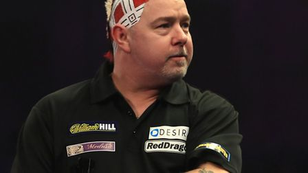 Peter Wright, who lives in Suffolk