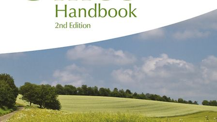 The latest edition of the Farm Office Handbook, whose lead author is Jenny Pine of Shimpling, near B