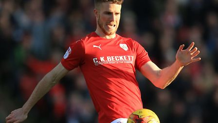 Ipswich have tried to sign Barnsley forward Marley Watkins in the last two transfer windows. Photo: