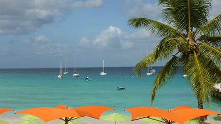 Ok, if I must. I'll head off to Barbados and report on the cricket!