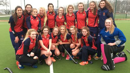 Felsted girls' firsts are ISHC National Finalists