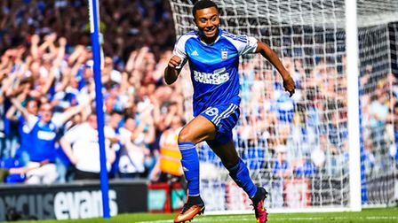 Grant Ward scored a hat-trick when Ipswich beat Barnsley 4-2 at home on the opening day of the seaso
