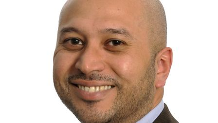 Leiston GP Imran Qureshi says healthcare in Suffolk is facing a 'perfect storm'. Picture: WARREN PAG