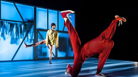 Getting Dressed by Second Hand Dance is presenting a trio of family shows at the Jerwood DanceHouse
