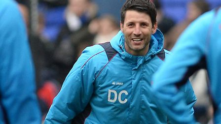 Danny Cowley, who returned to his old club Braintree to mastermind a big win for Lincoln City