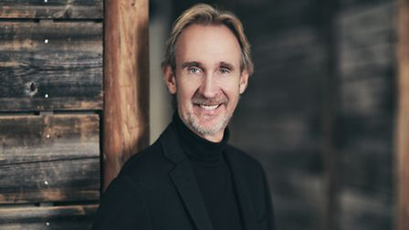 Genesis co-founder Mike Rutherford, playing the Ipswich Regent with Mike and The Mechanics. Photo: C