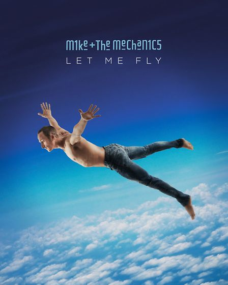 Expect to hear songs from Mike and The Mechanics latest album Let Me Fly. Photo: Contributed