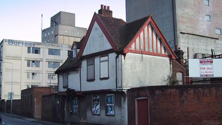 This building in College Street remains at risk