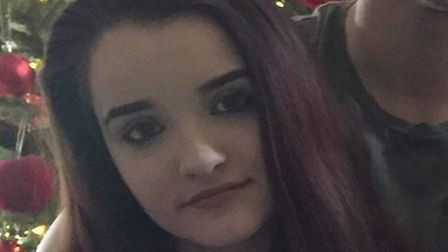 Police are trying to find missing teenager Alice Brindley from Ixworth Thorpe