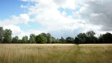 Dedham Vale, part of Constable Country