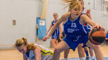 Esther Little led the way for Ipswich