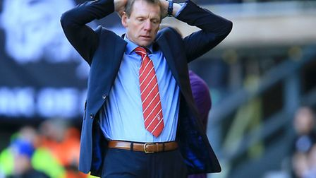Stuart Pearce was given a hero's reception at Nottingham Forest but it all ended in tears. Forest ha